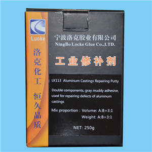 LK113 Devcon alternative Aluminum Putty