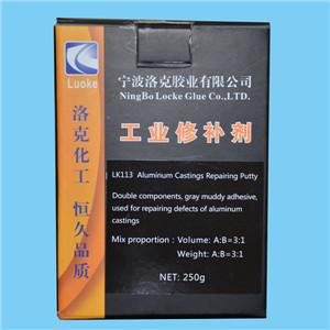 LK113 Devcon alternatif Aluminium Putty