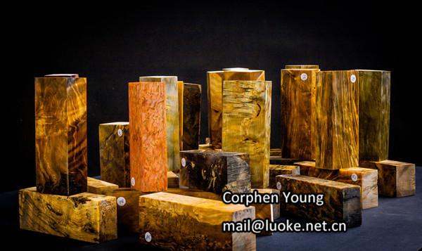 stablized Holz