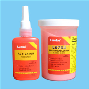 LOCTITE DRI 204 PRECOTE 80 equivalent Threadlocker
