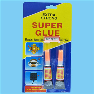 2pcs Blister Pack 3g Super Glue