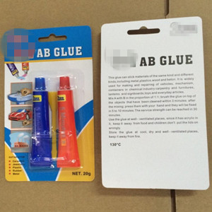10g+10g Acrylic AB Adhesive